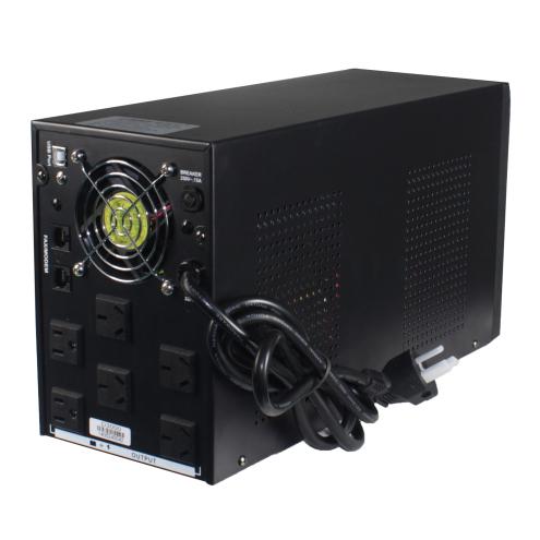 雷迪司ups电源d3000 3kva 1800w在线延时10分钟