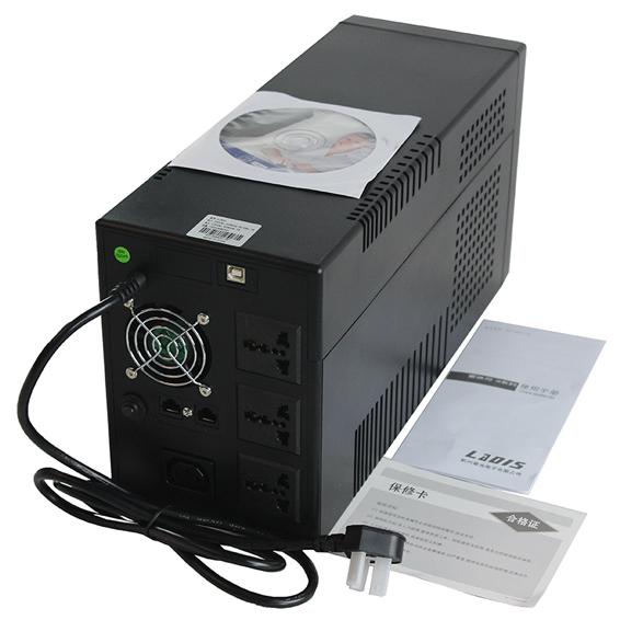 雷迪司h1500不间断ups电源1500va 900w